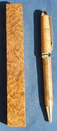 Brown Mallee Pen Blanks