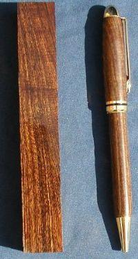 Australian Snakewood Pen Blanks