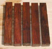 Hondruian Rosewood Pen Blanks
