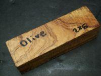 Olivewood Blanks
