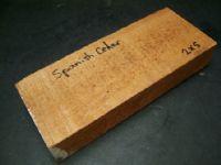 Spanish Cedar Blanks